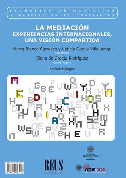 La mediacion experiencias internacionales