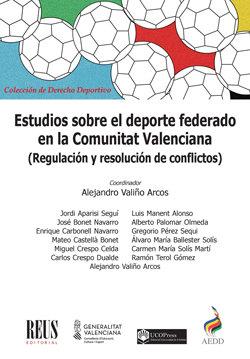 Estudios sobre el deporte federado en la comunitat valencian