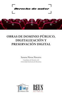 Obras de dominio publico digitalizacion y
