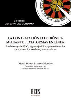 La contratacion electronica mediante plataformas en linea: m