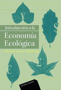 Introduccion a la economia ecologica