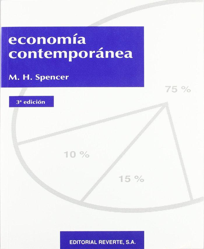 Economia comtemporanea 3º