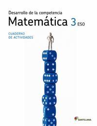 Cuaderno competen.matematica 3ºeso 10 c.saber