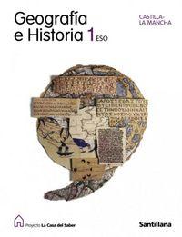 Geografia historia 1ºeso c.mancha 11 casa saber