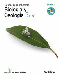Biologia geologia 3ºeso mec 11 caminos saber