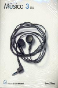 Musica 3ºeso+cd 07 casa del saber