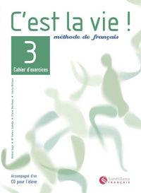 Cest la vie 3 cahier+cd 05
