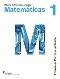 Ciencias aplicadas i matematicas 1 gm 14 cf
