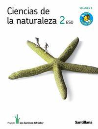 Ciencias naturales 2ºeso mec 12 caminos saber
