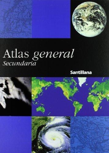 Atlas general eso santillana
