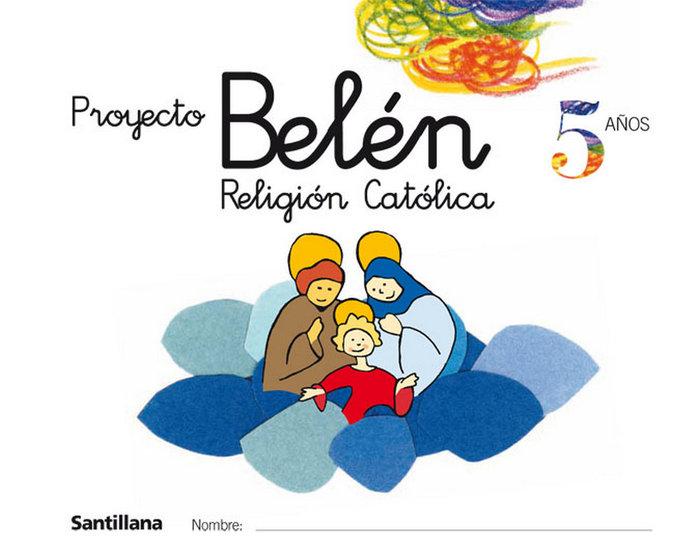 Religion 5 años 03 belen