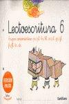 Letras encantadas 6 pauta lectoesc.pack 2003