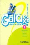 Galaxie frances 1 cuaderno