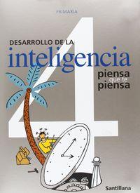 Desarrollo inteligencia 4ºep 2003