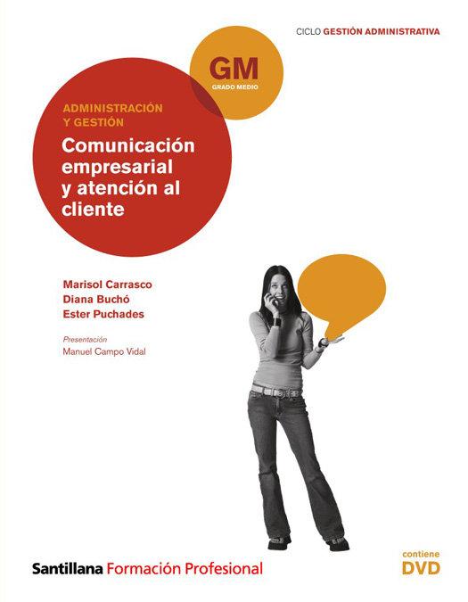 Comunicacion empresarial+dvd gm 10 cf