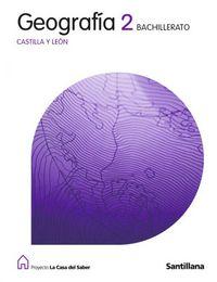 Geografia castilla leon casa del sabe bch2 ed.2009