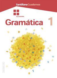 Gramatica cuaderno
