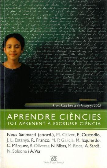 Aprendre ciencies tot aprenent a escriure ciencia