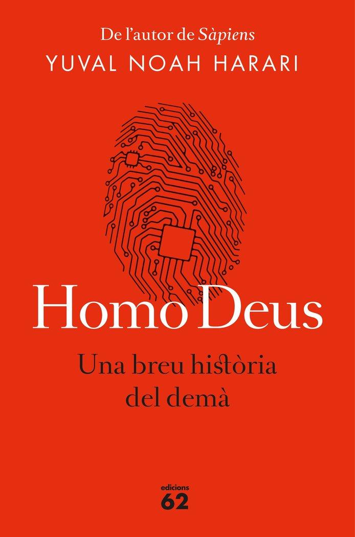 Homo deus (edicio rustica)