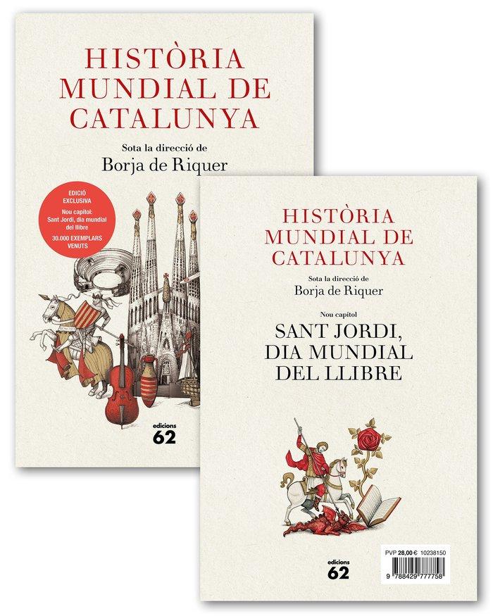 Pack historia mundial de catalunya i opuscle catalan