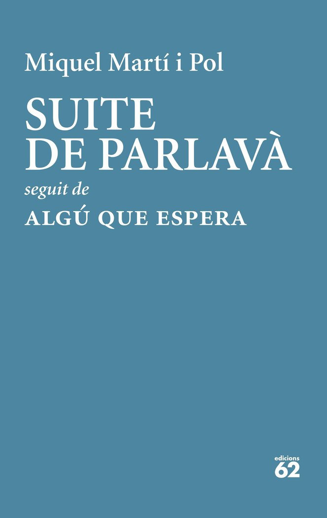 Suite de parlava u algu que espera catalan