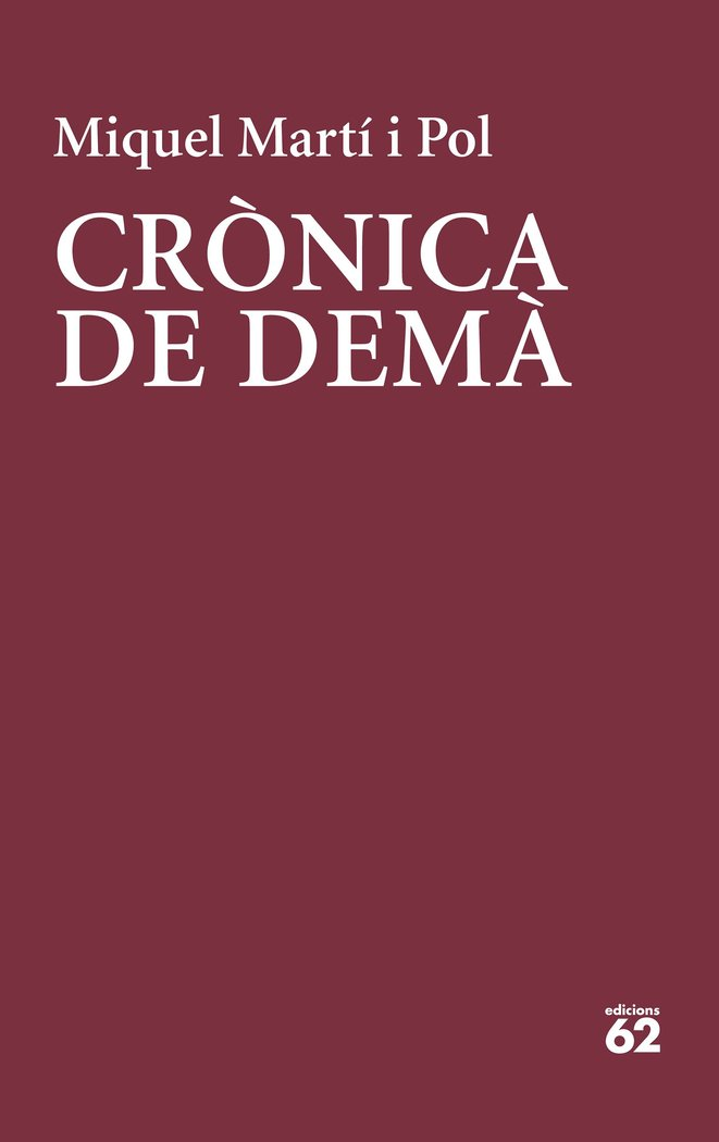 Cronica de dema catalan