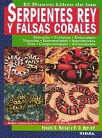 Serpientes rey y falsas corale