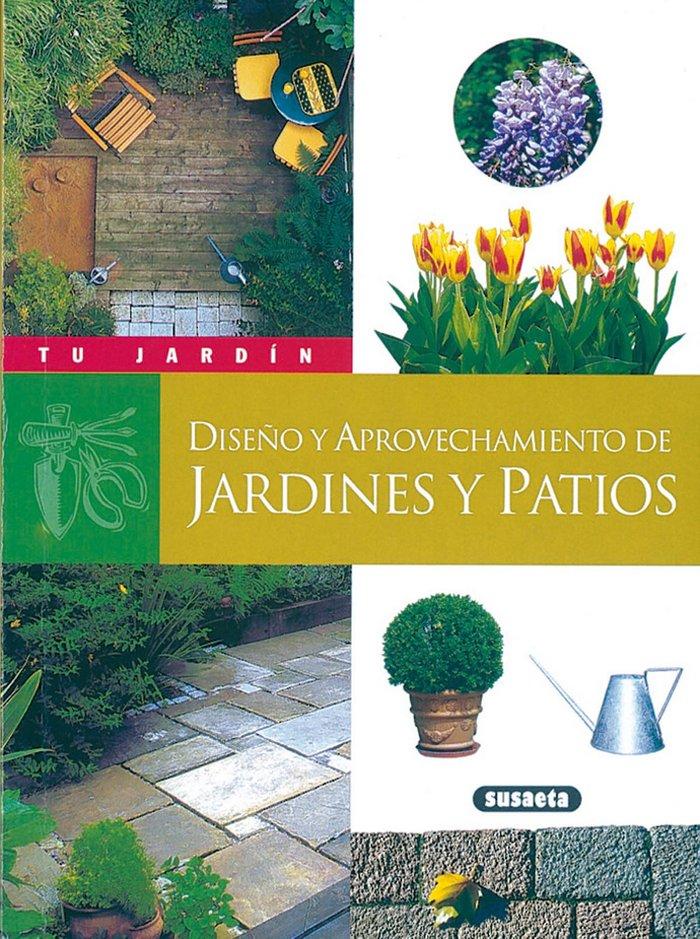 Jardines y patios - diseño y a
