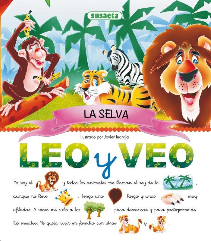 Leo y veo la selva