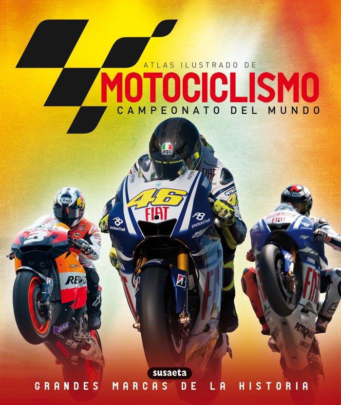 Atlas ilustrado de motociclismo