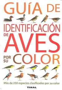 Guia identificacion de aves por su color