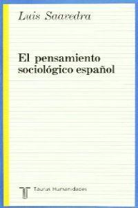Pensamiento sociologico español