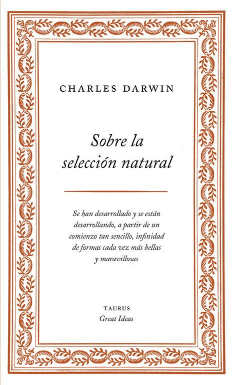 Sobre la seleccion natural