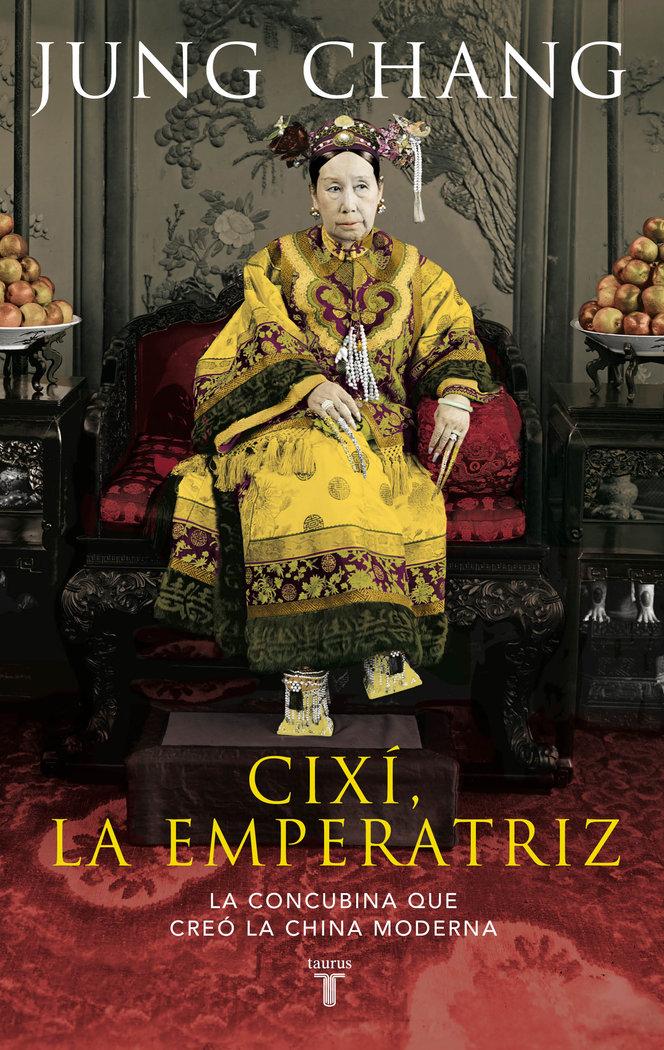 Cixi la emperatriz