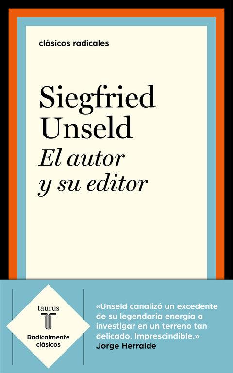 Autor y su editor,el