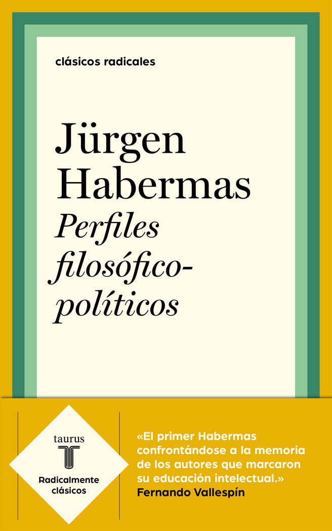 Perfiles filosofico-politicos