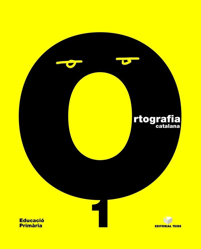 Quadern ortografia catalana 1 ep 12             te