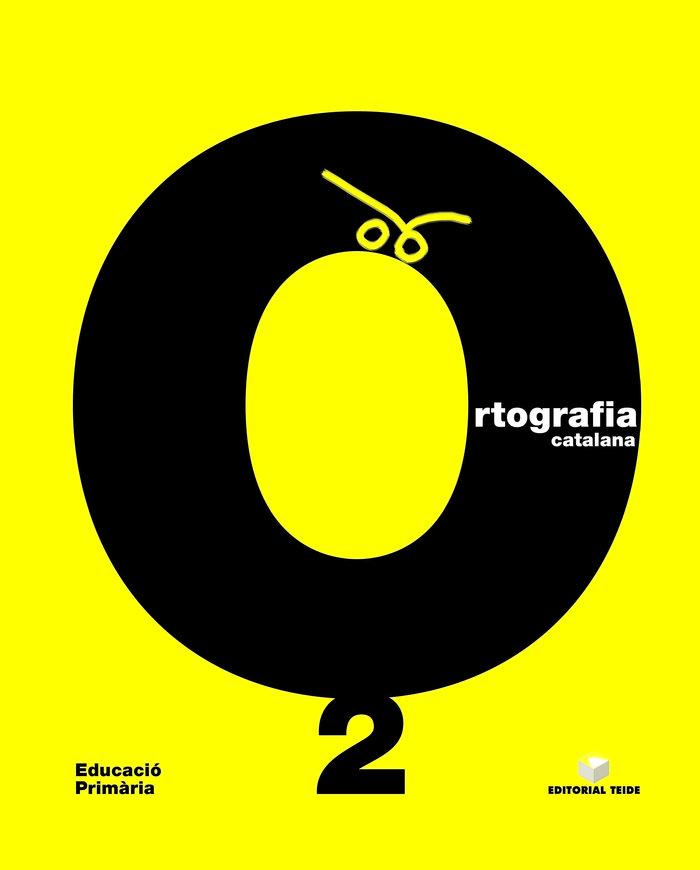 Quadern ortografia catalana 2 ep 12