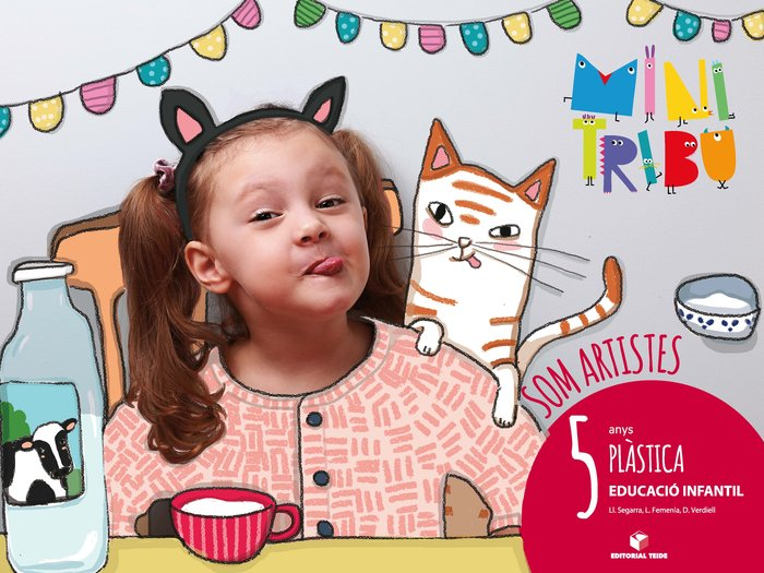 Plastica artistes 5anys cataluña 17 mini tribu