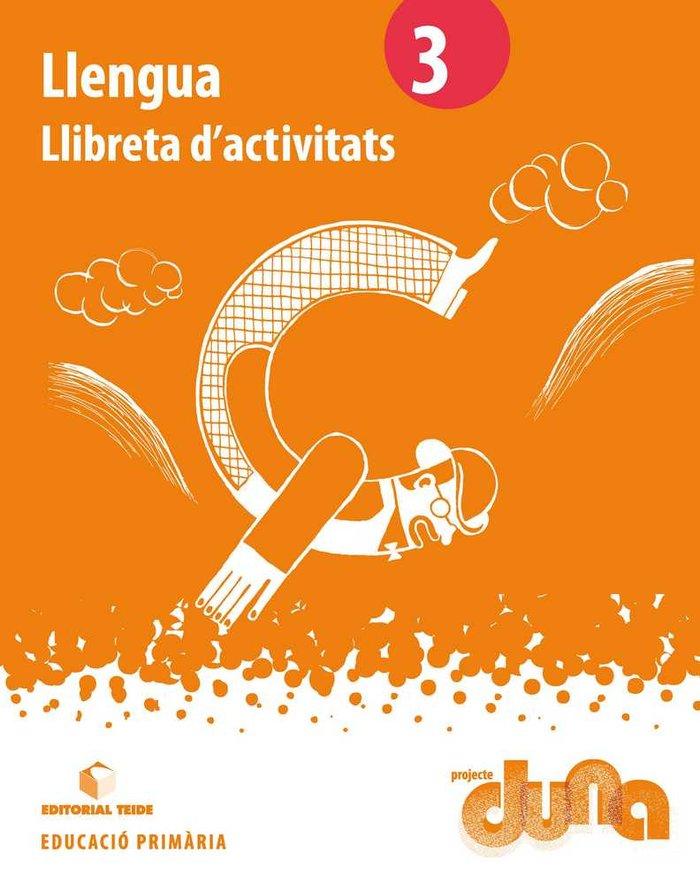 Llibreta llengua 3ºep cataluña 14 duna