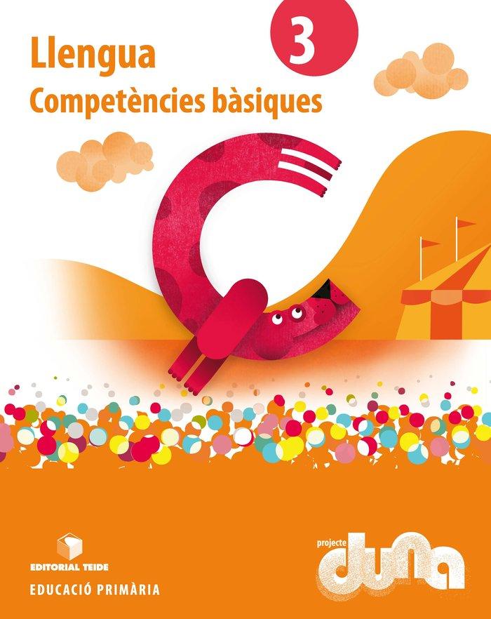 Comp.basiques llengua 3ºep cataluña 14 duna