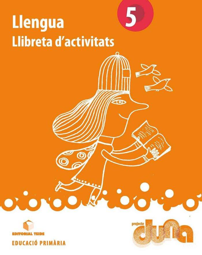 Llibreta llengua 5ºep cataluña 14 duna  teilen15e