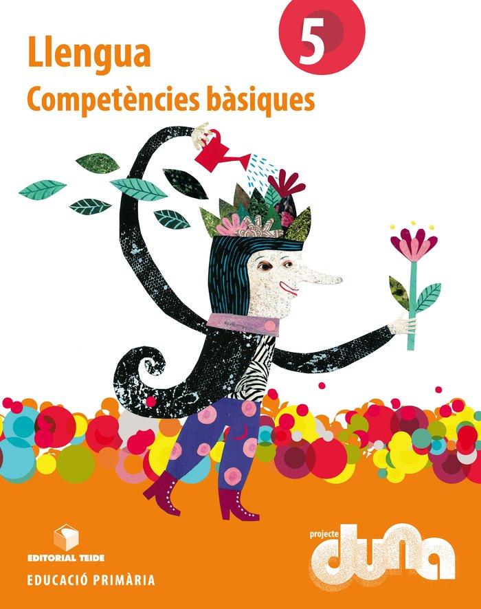 Comp.basiques llengua 5ºep cataluña 14 duna