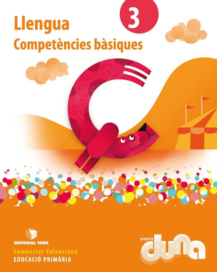 Comp.basiques llengua 3ºep valencia 14 duna