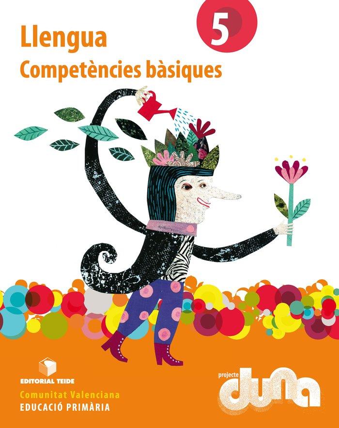 Comp.basiques llengua 5ºep valencia 14 duna