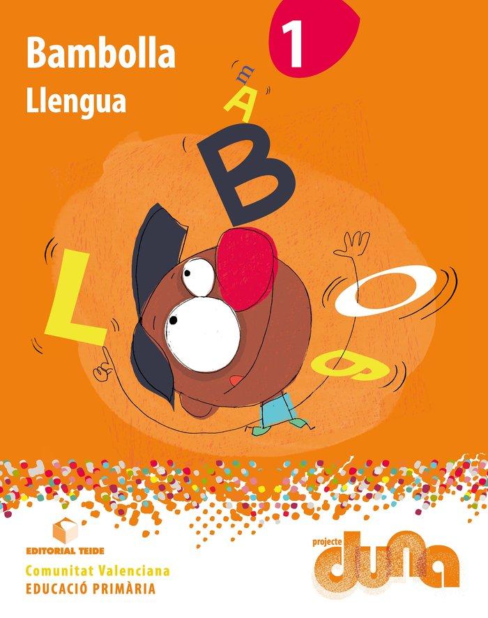 Llengua bambolla 1ºep valencia 14 duna