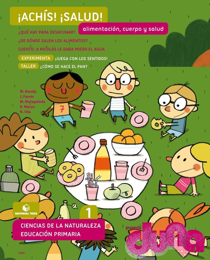 Ciencias naturales 1ºep aliment.cuerpo s.14 duna