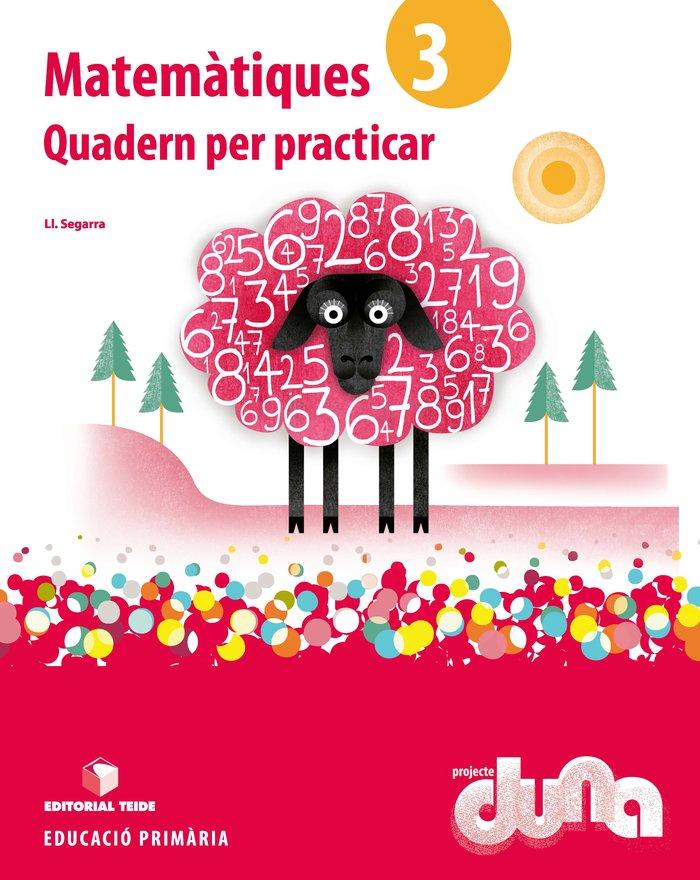 Quadern matematiques 3ºep cataluña 14 duna