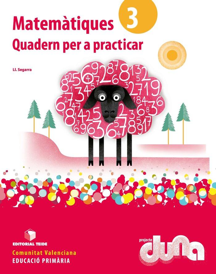 Quadern matematiques 3ºep valencia 14 duna