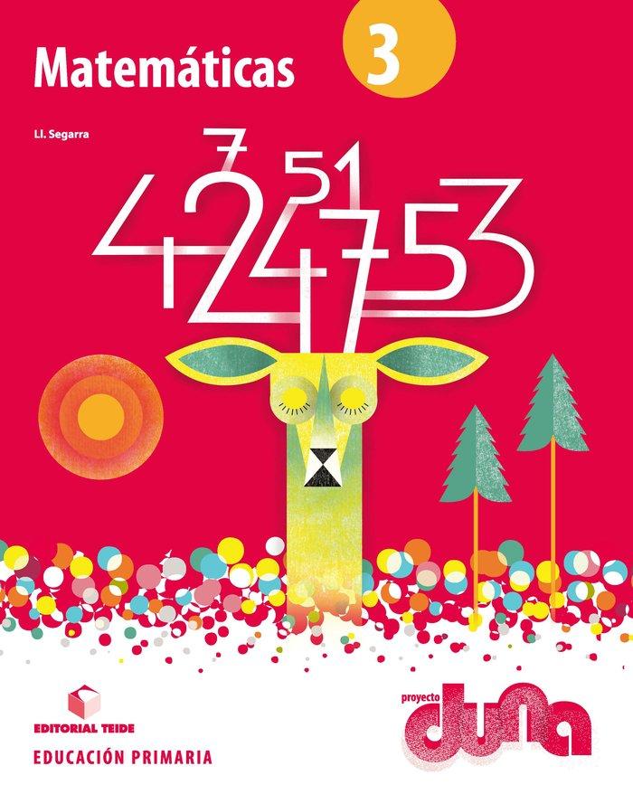 Matematicas 3ºep duna 14